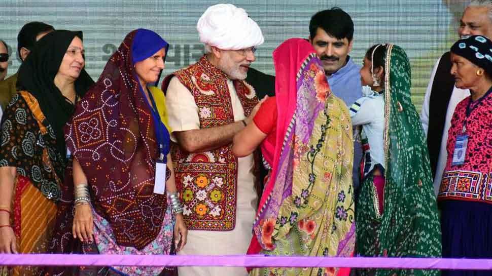 BJP banks on women power to ace 2019 Lok Sabha elections