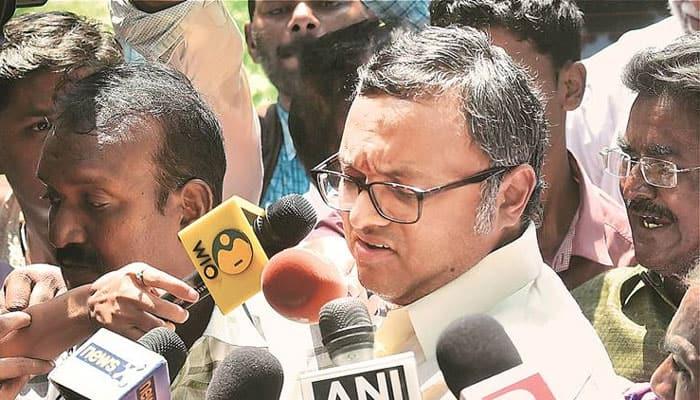 INX Media case: CBI seeks custody of Karti's CA; joint interrogation of all accused