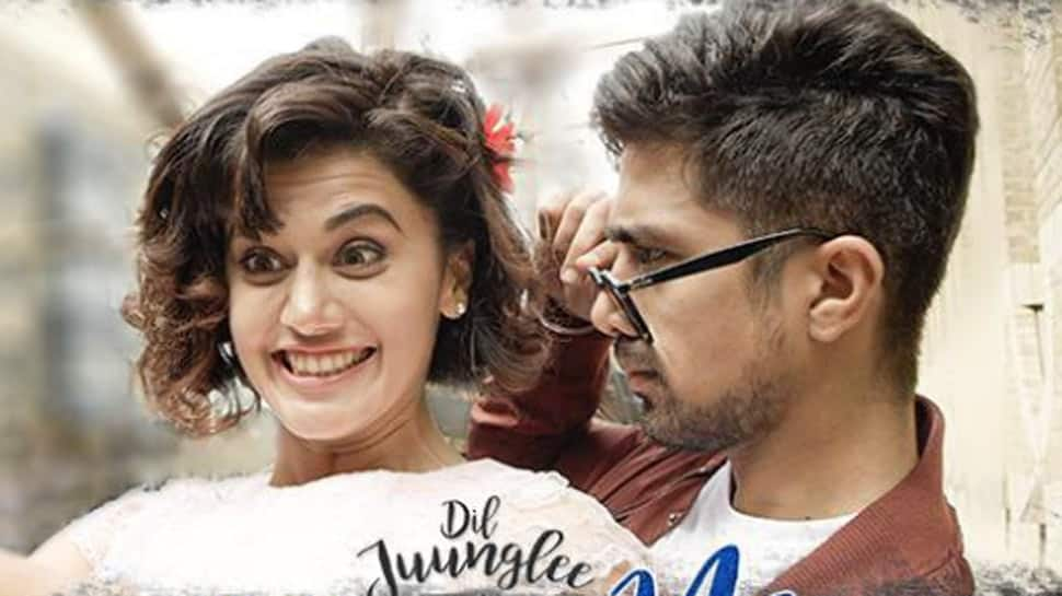 Dil Juunglee movie review: A light and frothy entertainer