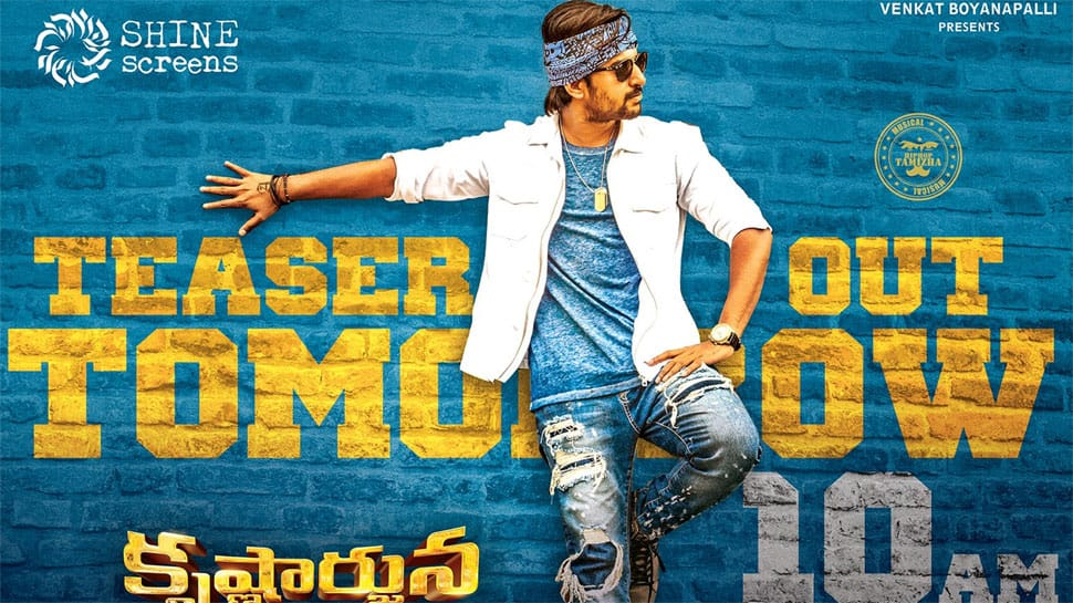 Krishnarjuna Yuddham teaser preview: Why this Nani starrer will blow your mind!