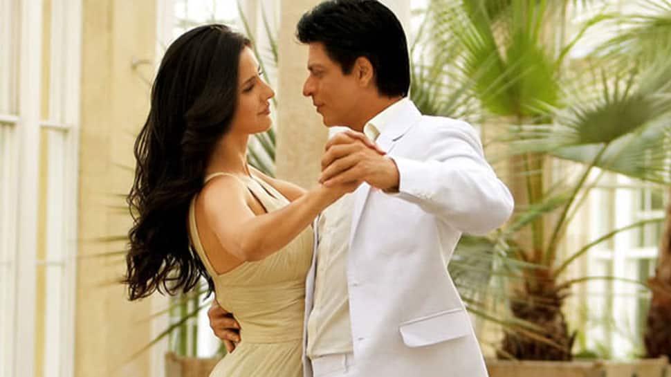 Shah Rukh Khan's dark selfie disturbs Katrina Kaif