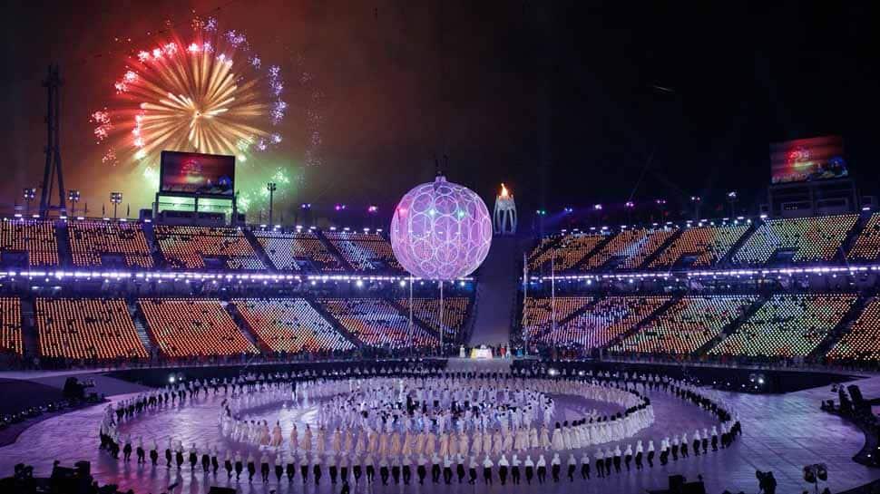 South Korea president Moon Jae-in opens Winter Paralympics
