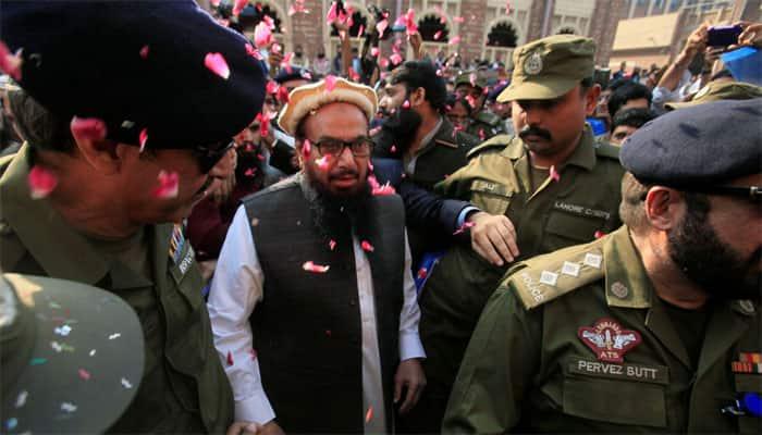 Properties linked to terrorist Hafiz Saeed's JuD, charity seized in PoK, Pakistan's Punjab