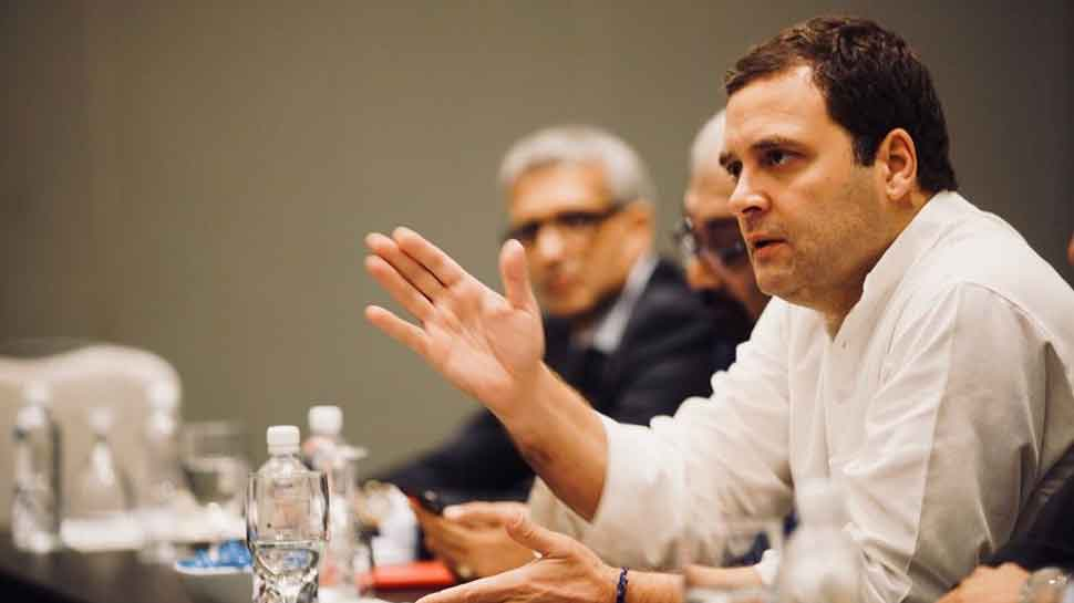 Rahul Gandhi to meet French President Macron, decides not to raise Rafale deal
