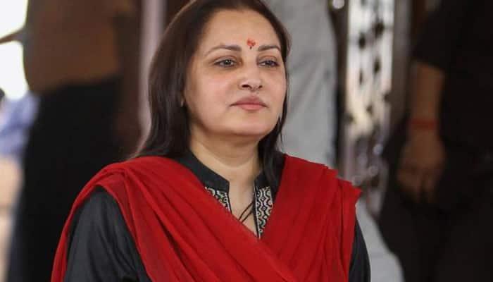 Jaya Prada compares Azam Khan to Padmaavat's Khilji