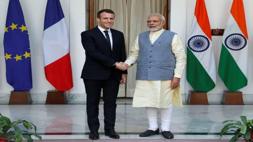 India and France sign 14 agreements as President Macron eyes strategic partnership