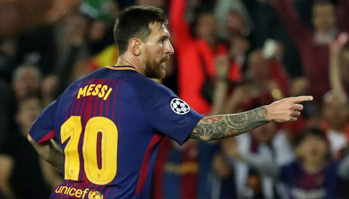 Lionel Messi pulls out of Malaga tie due to birth of his third child