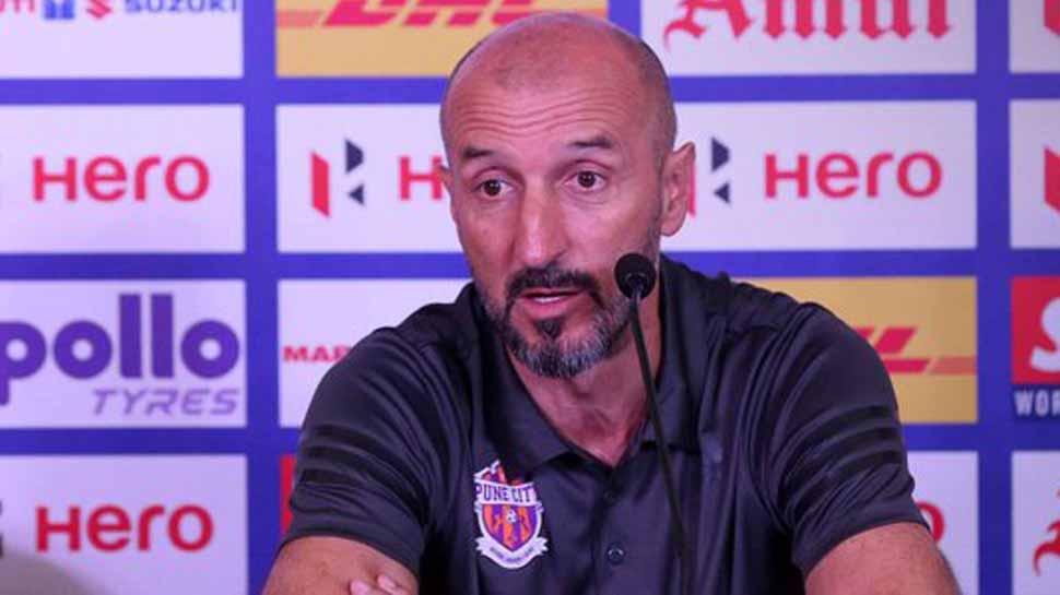 AIFF withdraws interim suspension on FC Pune City coach Ranko Popovic