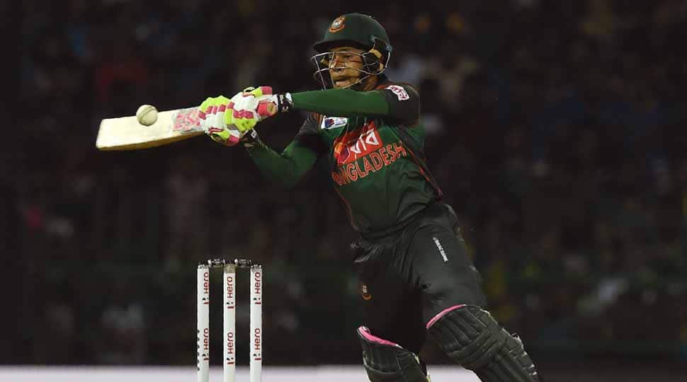 Limping tiger Mushfiqur Rahim inspires Bangladesh to record chase against Sri Lanka in Nidahas Twenty20 Tri-Series