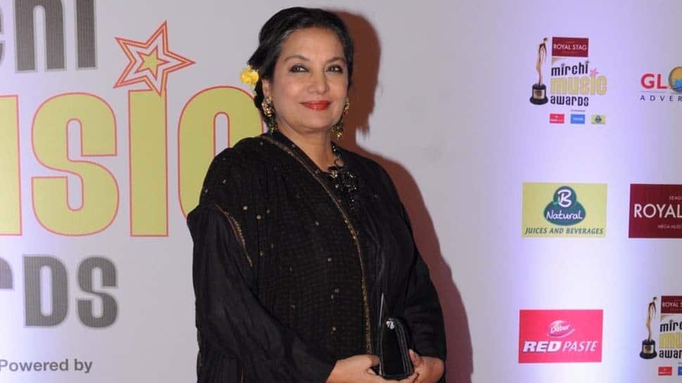 Shabana Azmi denounces Oscars red carpet culture, calls it 'huge pity'