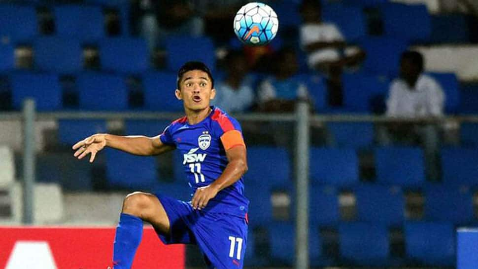 Sunil Chhetri's hat-trick against FC Pune City takes Bengaluru FC to ISL final