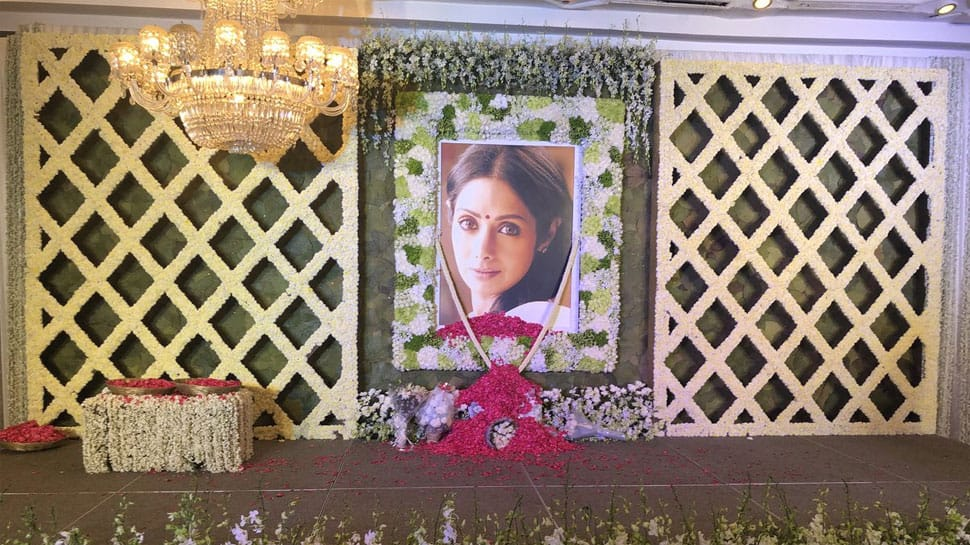 Manish Malhotra shares pics from Sridevi's prayer meet in Chennai and it will make you teary-eyed
