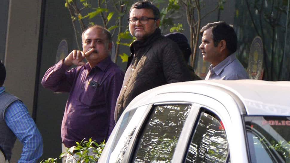 INX Media case: Karti Chidambaram sent to judicial custody till March 24