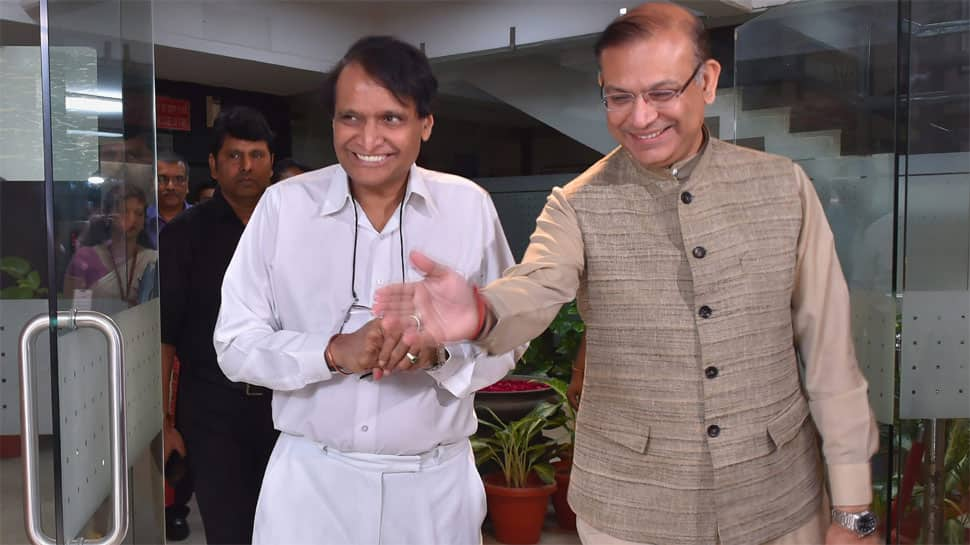 Suresh Prabhu, Commerce and Industry Minister, takes additional charge of Civil Aviation