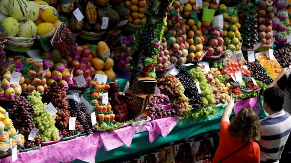 India's retail inflation eases to 4.4% in February