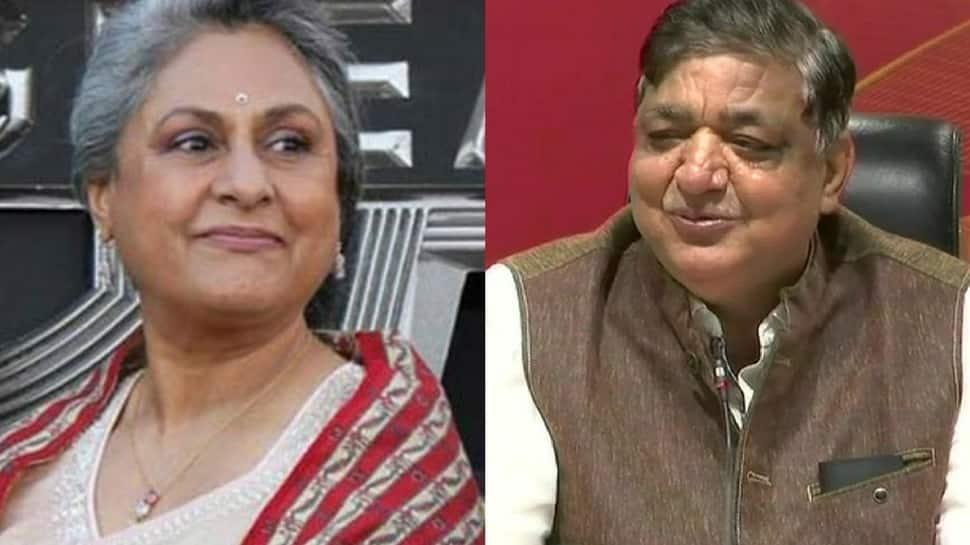 Naresh Agrawal attacks 'film wali' Jaya Bachchan after joining BJP