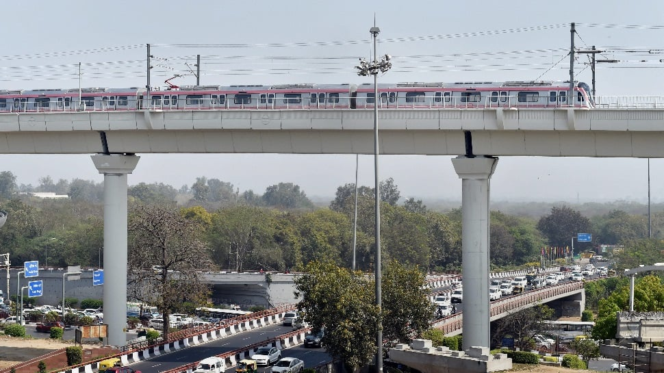 Delhi Metro starts Pink Line connecting DU's north-south campuses on Wednesday