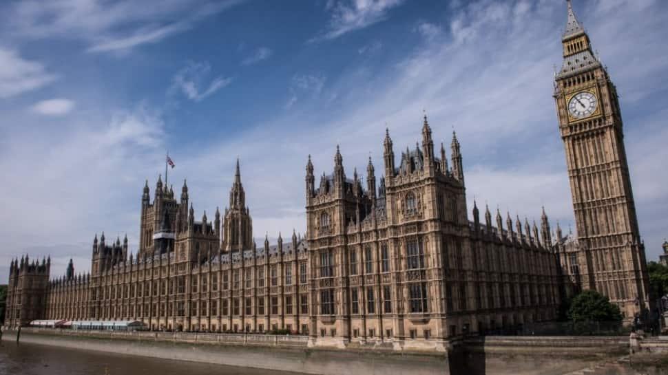 Suspicious 'white powder' sent to UK Parliament building; 2 hospitalised