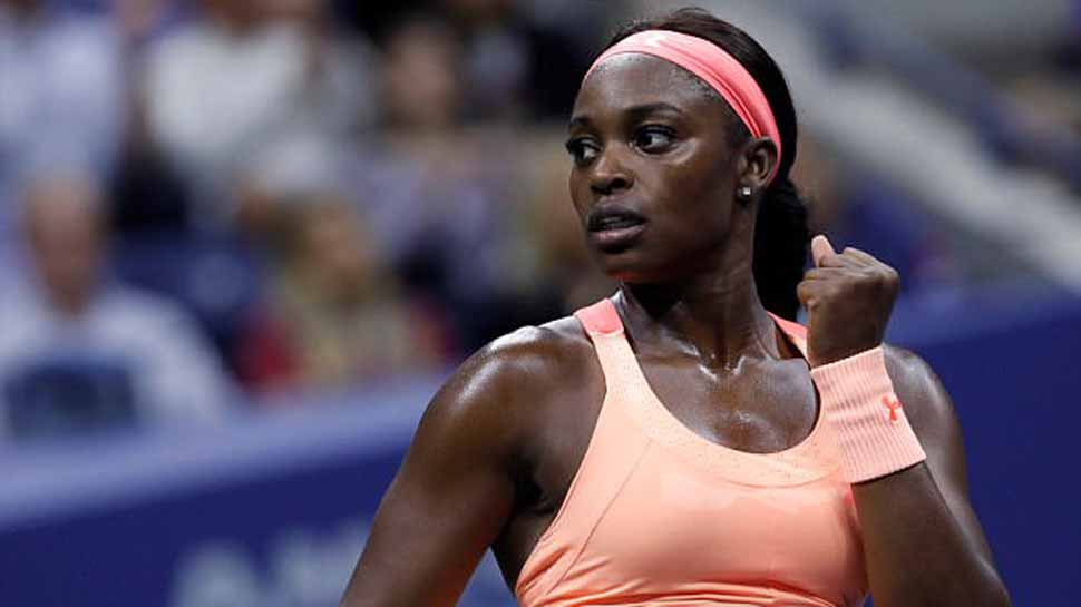 US Open champ Sloane Stephens makes early exit at Indian Wells
