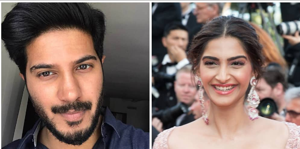 Sonam Kapoor and Dulquer Salmaan's Zoya Factor first look out – See pic