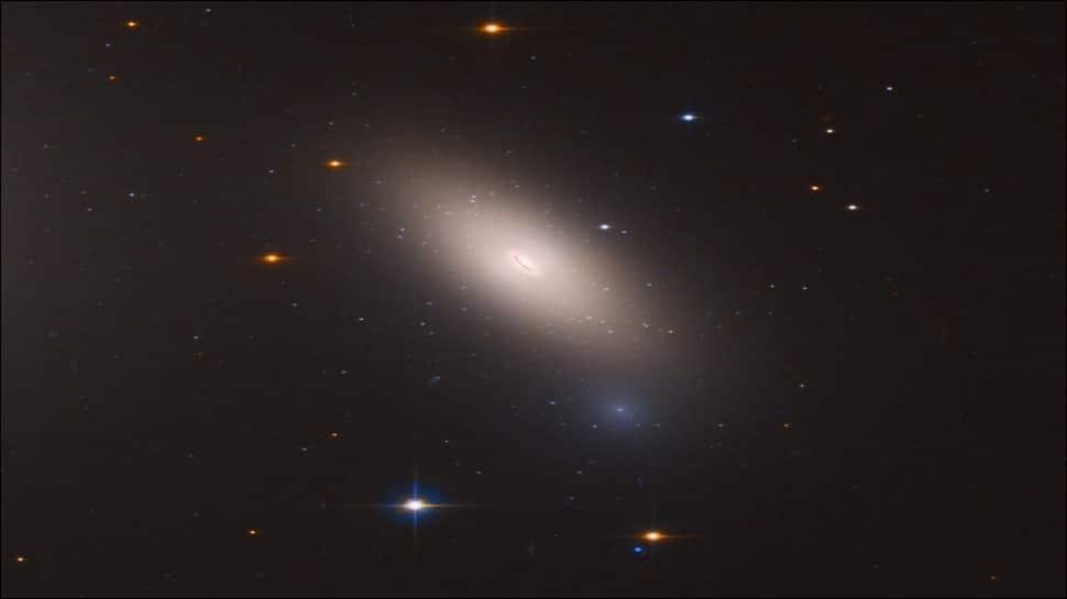 Arrested development: NASA's Hubble unearths 'relic galaxy' near Milky Way
