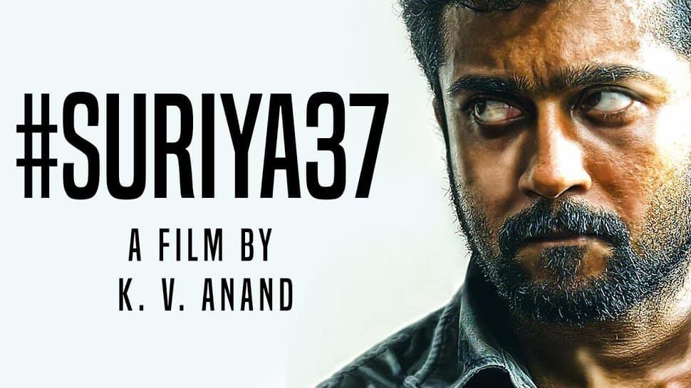 KV Anand ropes in 'Bareilly Ki Barfi' DOP for 'Suriya 37'
