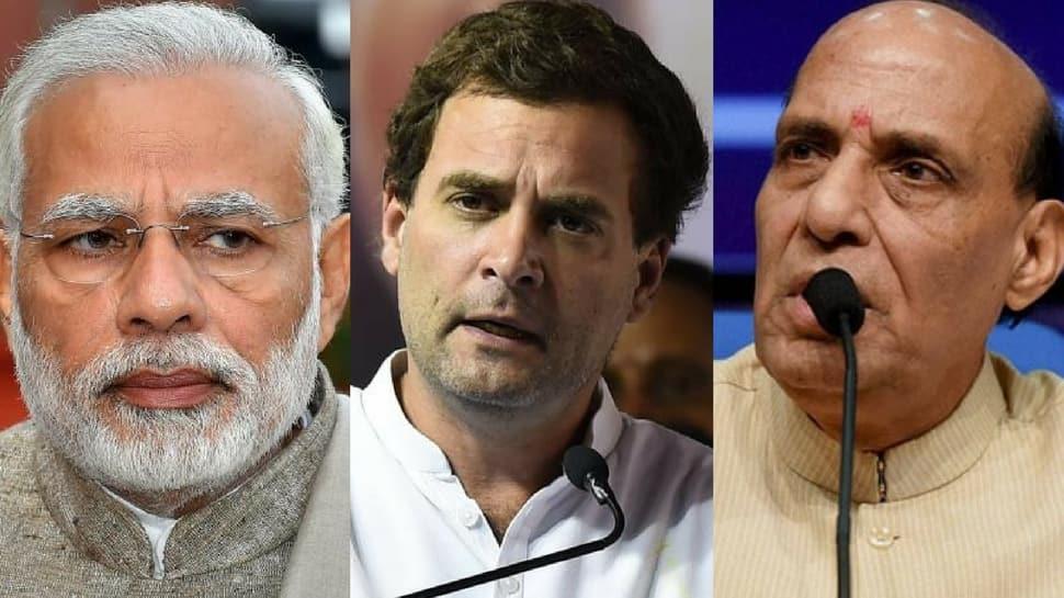 Sukma Naxal attack: PM Modi, Rahul Gandhi among other politicos offer condolences
