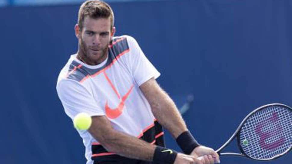 Del Potro dumps David Ferrer, Marin Cilic crashes out at Indian Wells