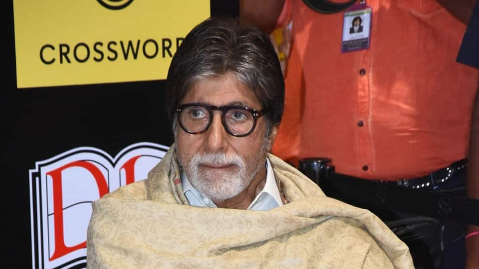 Amitabh Bachchan's Thugs of Hindostan 'leaked pic' fake; it's a portrait of an Afghan refugee