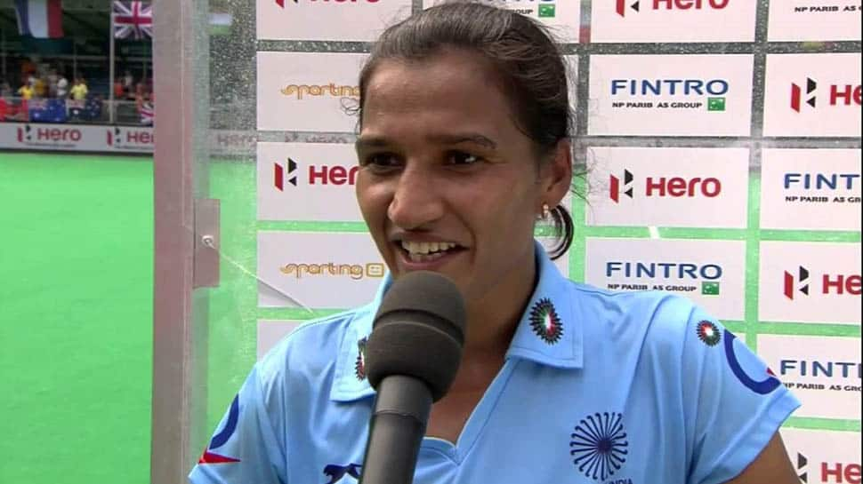 Rani Rampal to lead Indian women's hockey team at Commonwealth Games