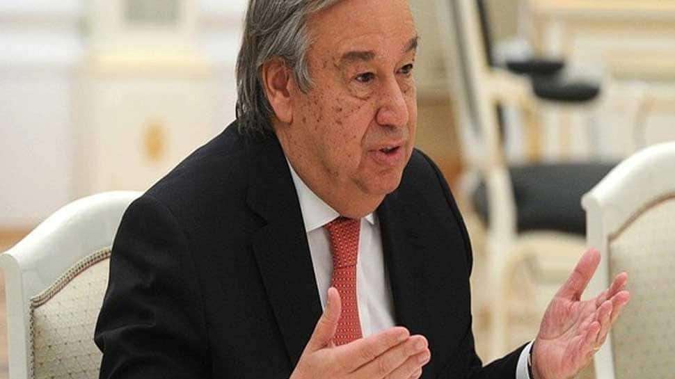 Ex-spy poisoning: Use of nerve agent 'unacceptable', says UN Chief