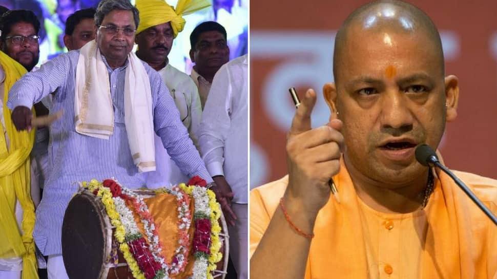 He should spend less time lecturing us: After bypoll losses, Karnataka CM Siddaramaiah mocks Yogi Adityanath