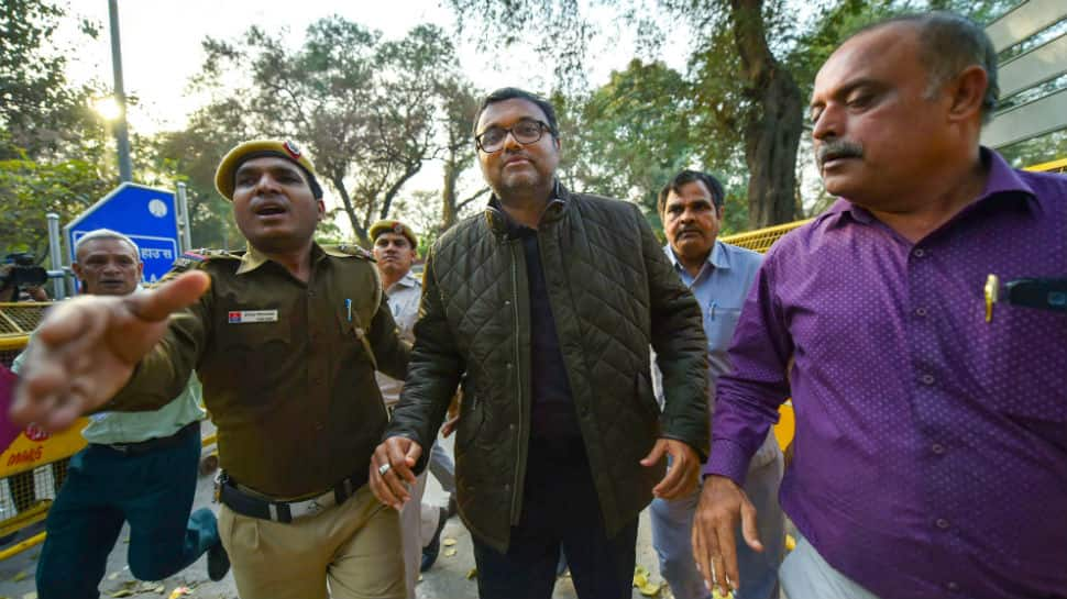 Karti Chidambaram gets interim relief, SC says he can't be arrested till March 26
