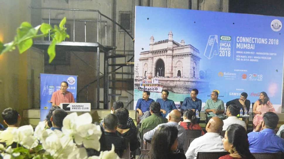 IIMC Alumni meet: Vipin Dhyani bags IFFCO IIMCAA Award for advertising