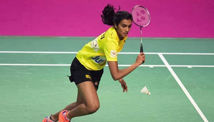 PV Sindhu in third round of All England Badminton Championship with a hard-fought win