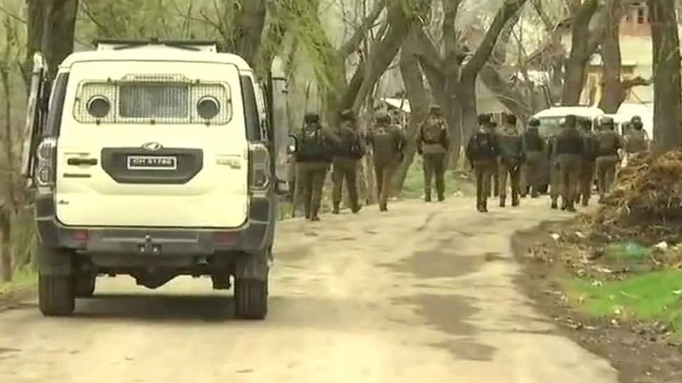 Two terrorists killed, three policemen injured in Srinagar gunfight