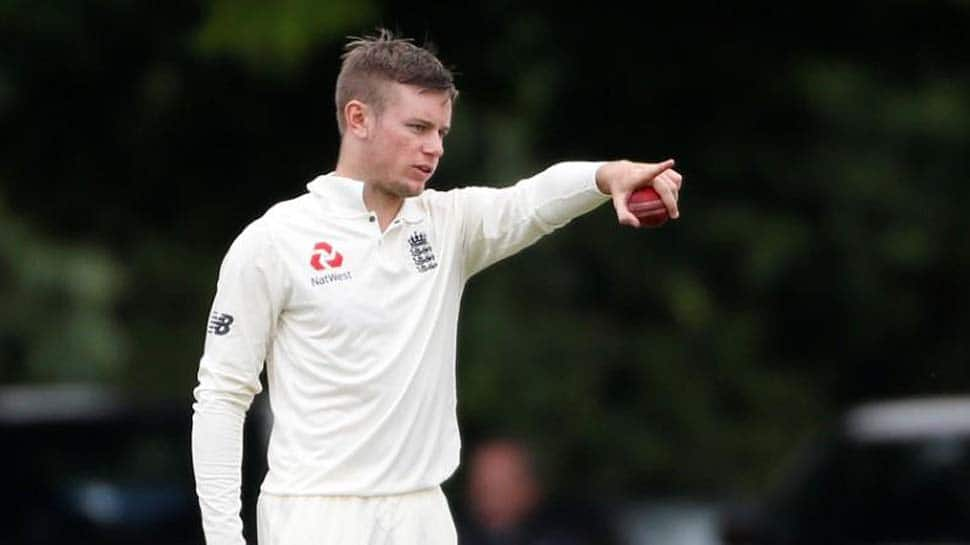 Stress fracture rules England spinner Mason Crane out of New Zealand series