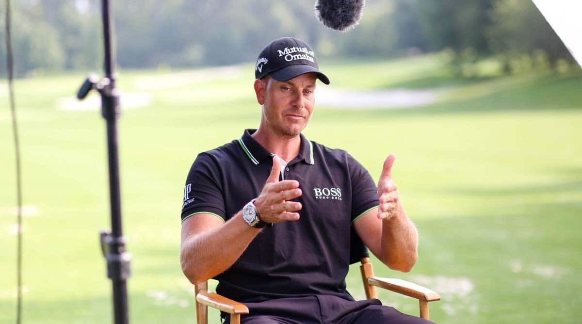Henrik Stenson cards 8-under to lead, Tiger Woods on the prowl at Arnold Palmer Invitational