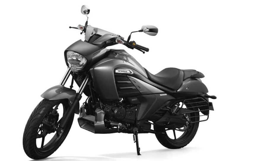 Suzuki Motorcycle launches Intruder Fi variant in India