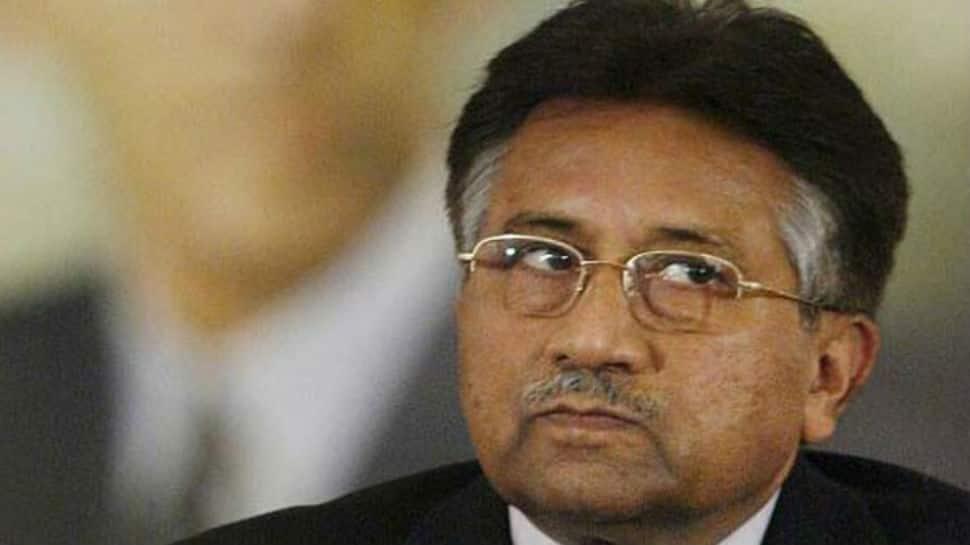 Pakistan court orders suspension of 'absconder' Pervez Musharraf