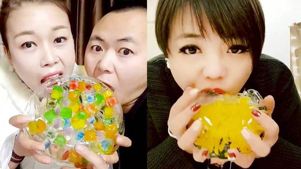 Revealed! Why 'Ice crunch' videos from China are breaking the Internet
