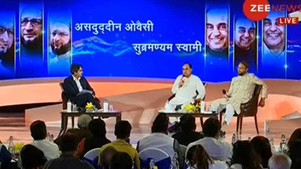 Zee India Conclave: Muslim vote bank is a myth, Hindu vote bank is truth, says Asaduddin Owaisi