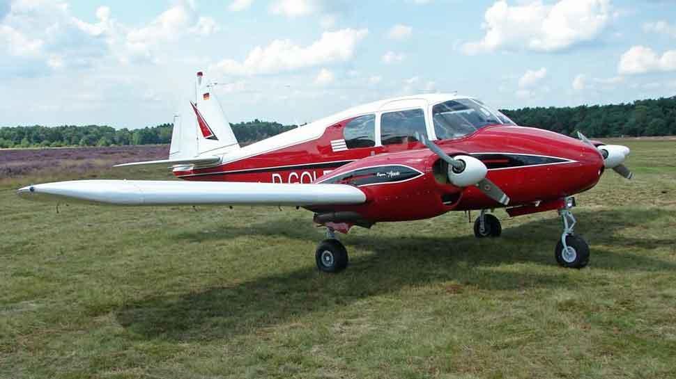 Small plane crashes outside Philippine capital, seven killed