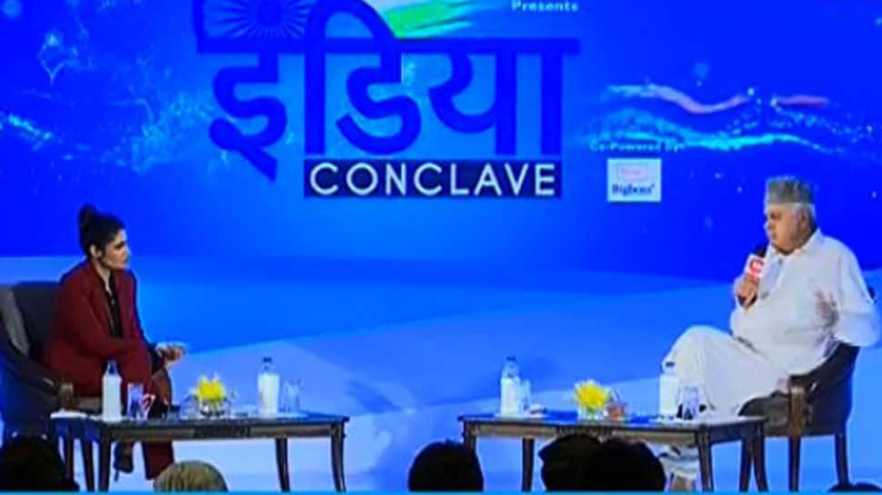 Zee India Conclave: LoC will one day become the India-Pakistan border, says Farooq Abdullah