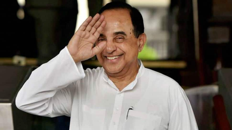 For Ramjanmabhoomi temple, use land acquisition route, Subramanian Swamy suggests to Prime Minister Narendra Modi
