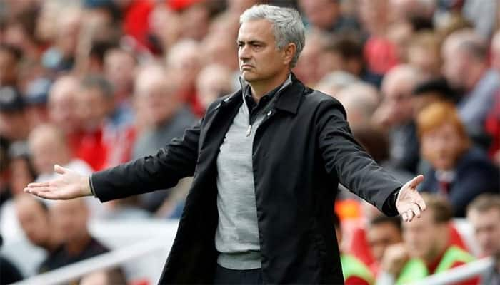No personality, no class, scared: Jose Mourinho blasts Manchester United