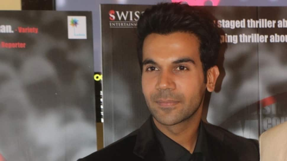 Rajkummar Rao feels acting is not a competition, but a personal journey