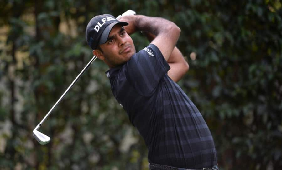Shubhankar Sharma, Anirban Lahiri drop places in world golf rankings