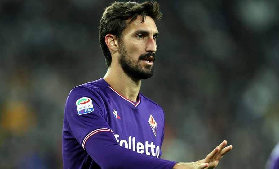 Serie A: Fiorentina rename training ground after Davide Astori