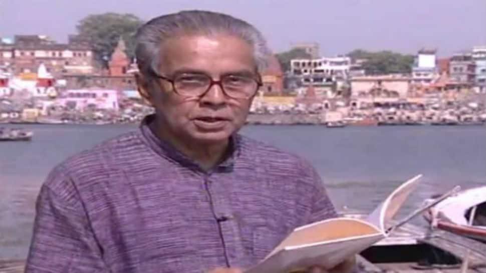 Noted Hindi poet Kedarnath Singh passes away